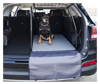 Beskyttelsesduk Hundebur